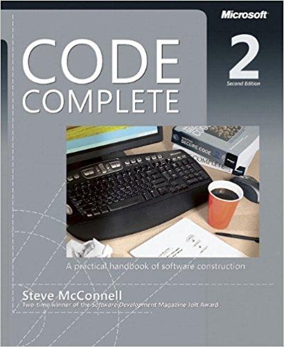 Code Complete: 2
