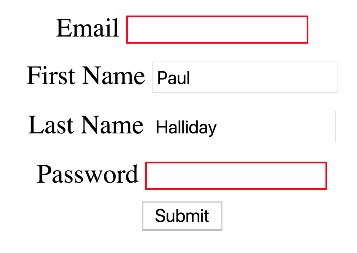 Form Validation With Vuelidate Vuejs | TutorialEdge net