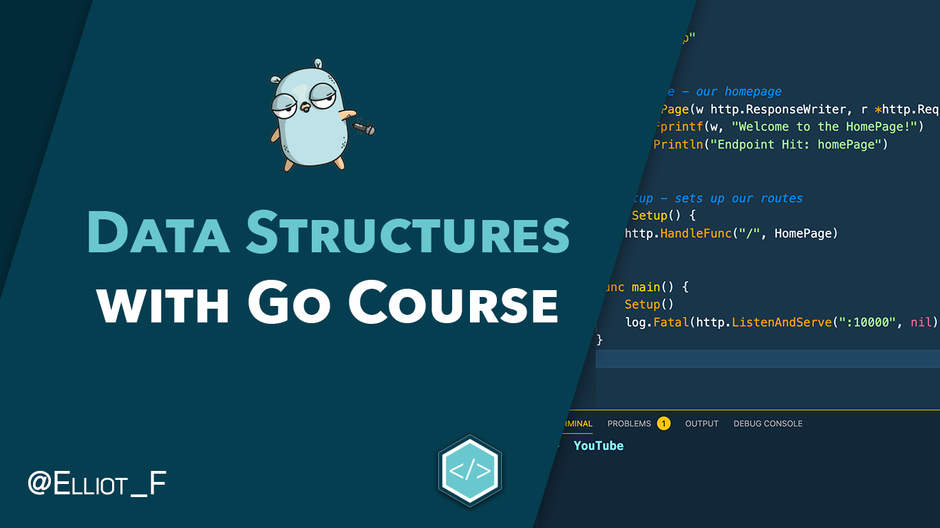 Go Data Structures Course